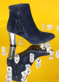 Annabelle Boot (Navy)