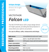 Falcon LED- Flying Insect Killer Light Trap