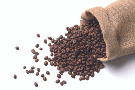 COFFEE BEAN  An expert blend of roasted coffee beans, hazelnut and dark chocolate that will have you perked up in no time.