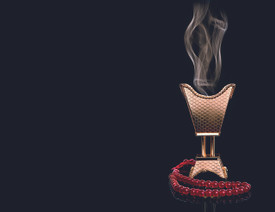 ROYAL OUD  Exotic florals bloom over notes of spiced oud wood, sensual leather and rich musk.