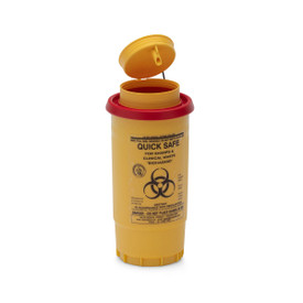 MEDICAL WASTE / SHARPS CONTAINERS: QUICK Safe - 500ml