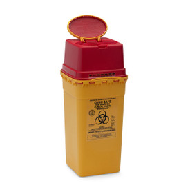 MEDICAL WASTE / SHARPS CONTAINERS: EURO Safe - 7 litre