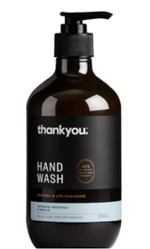 Hand Wash Patchouli & Vanilla – 500ml