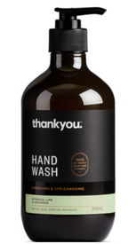 Hand Wash Lime & Coriander – 500ml