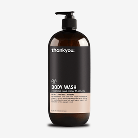 Body Wash - Orange & Almond Flowers - 1L