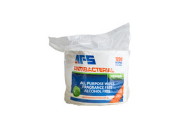 AFS Equipment Cleaner Wipes