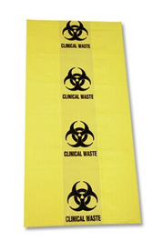 CLINICAL WASTE BAGS: 240L (CTN 50)