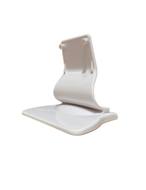 HYSCENT DUAL DESKTOP STAND(WHITE)