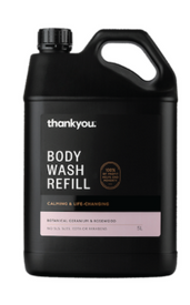 Rosewood and Geranium Body Wash | 5L Refill