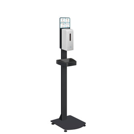 Sani-T Hand Sanitiser Stand -Automatic Contact-Free Dispensing Station