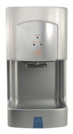 JetMAX High Speed Hand Dryer Satin Silver With Chrome