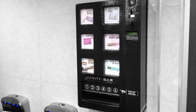 VANITY BAR VENDING MACHINE