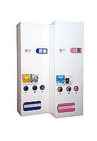 SANITARY VENDING MACHINE DUAL