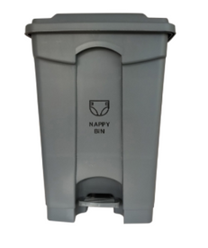 Nappy and Incontinence Waste Pedal Bin - 45 Litre Capacity