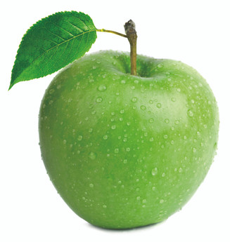 GREEN APPLE  Crisp and fresh notes of green apple and pear are layered with soft floral accents to indulge your senses.