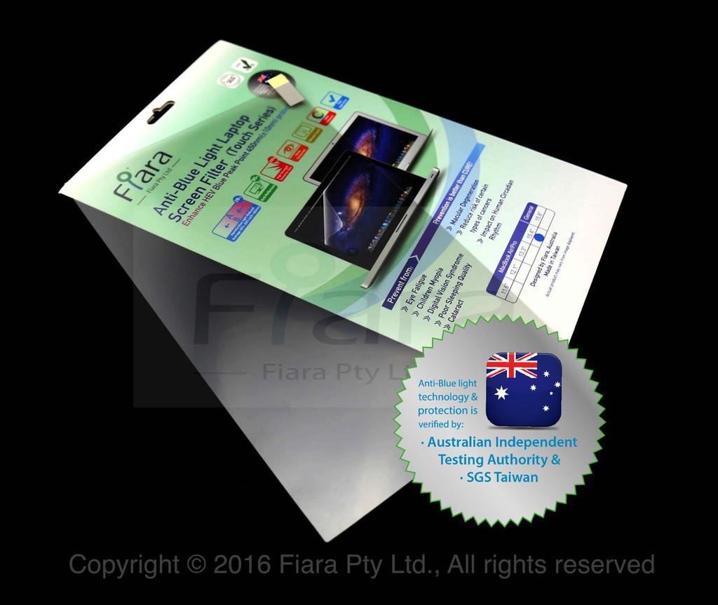 11.6 inch - Fiara Laptop / NoteBook Anti Blue Light Screen Protector / Filter | Self-Adhesive Film