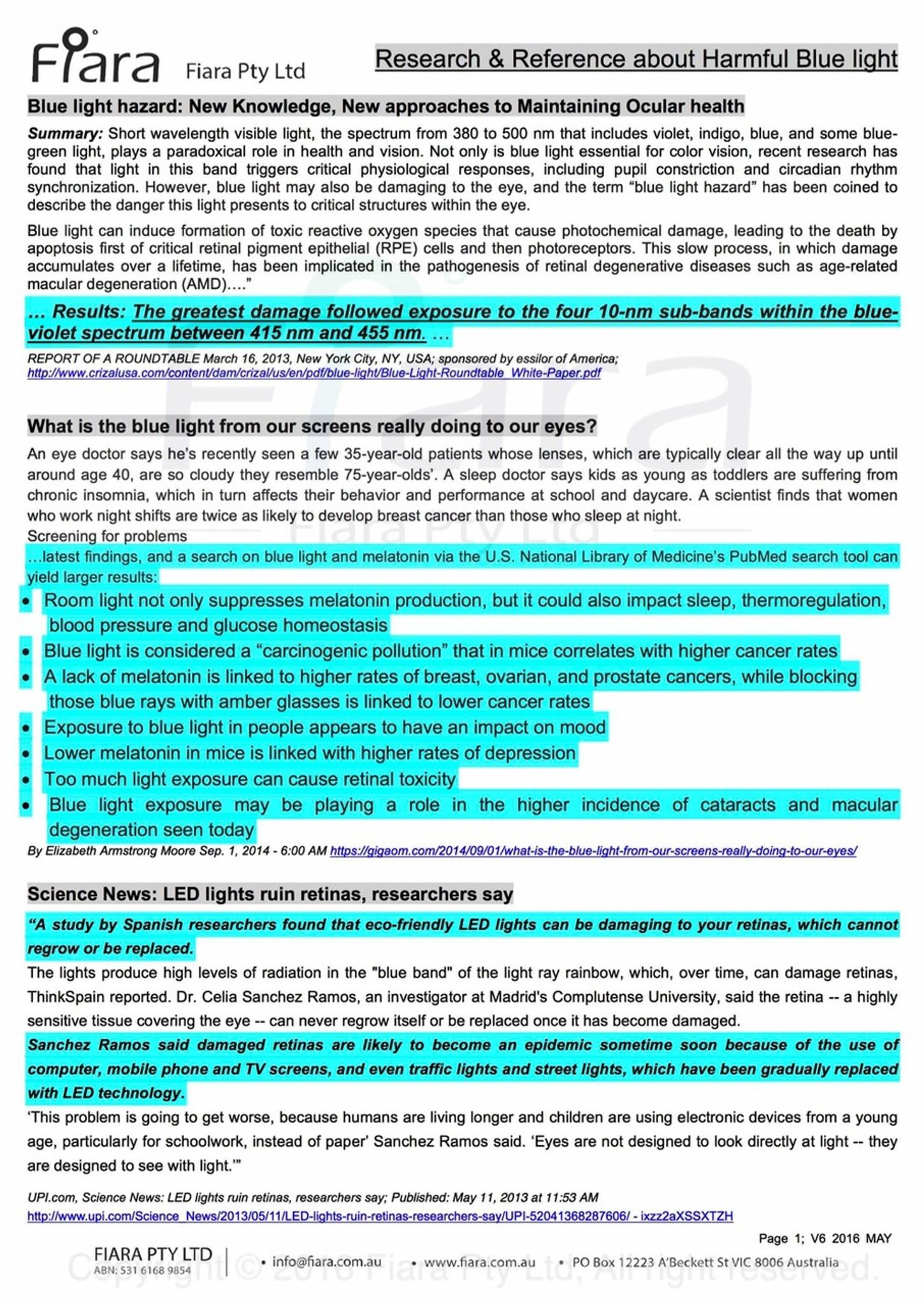 "ProtectorSelf-Adhesive Film Fiara Anti Blue Light Screen Filter 15.4/""inch"