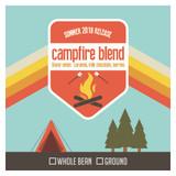 Fiddleheads Wholesale Campfire Blend