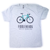 Fiddleheads Bicycle T-Shirt