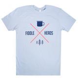 Adventure T-Shirt Light Blue