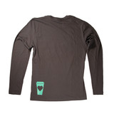Coffee Cup Long Sleeve T Shirt