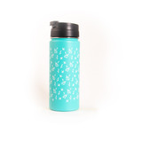 Teal H2go Travel Mug