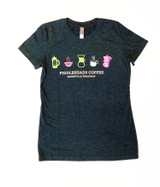 Coffee Theme Women's T
