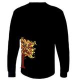 Fiddleheads Fall Tree Long Sleeve Shirt