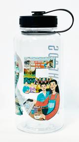 25th Anniversary h2go 34oz Bottle