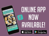New Online Ordering/ App Launch