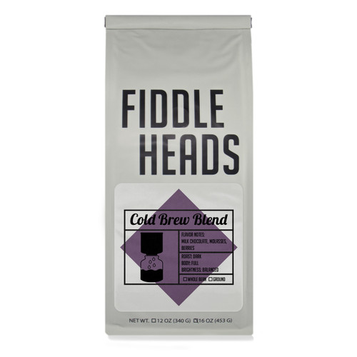 Cold Brew Blend - Wholesale 5 lbs bag