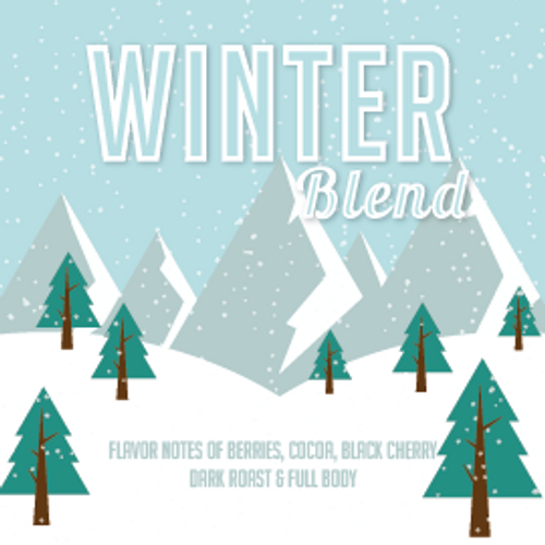 Fiddleheads Wholesale Winter blend