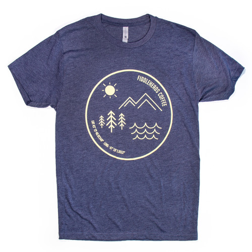 Adventure T-Shirt Navy