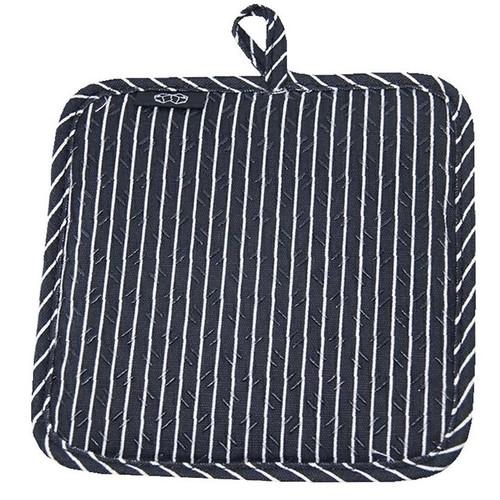 Pin Stripe Silicone Hottie Potholder
