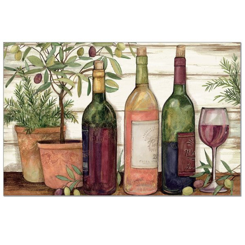 California Wine Paper Placemats
