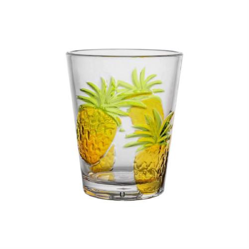Pineapple DOF 16 Oz Acrylic Tumber