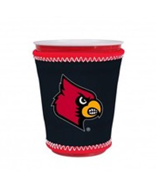 University of Louisville Neoprene Hot/Cold Cup Holder