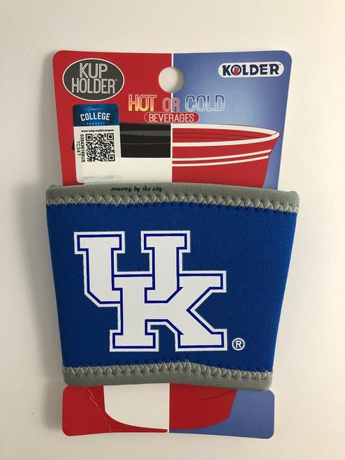 University of Kentucky Sleeve/Glass/Cup Koozie Holder