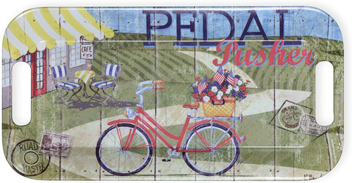 American Pedal Pusher Melamine Serving Tray