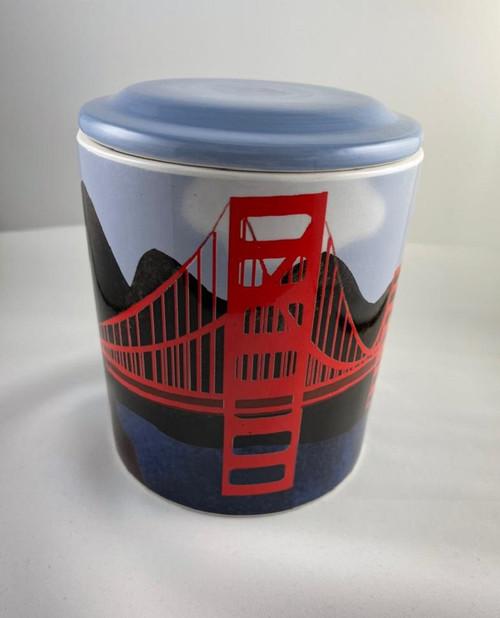 San Francisco Treat/Cookie Jar