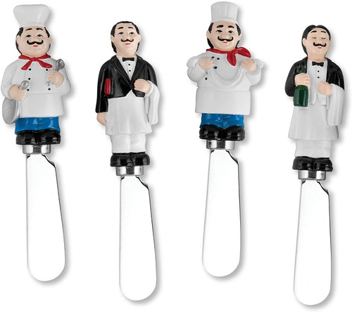 Chef Caters Cheese Spreader Set