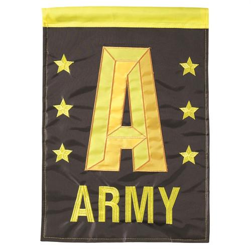 Army Stars Garden Flag