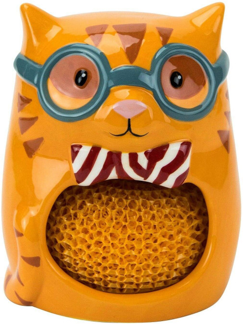 Smarty Cat Scrubby Holder