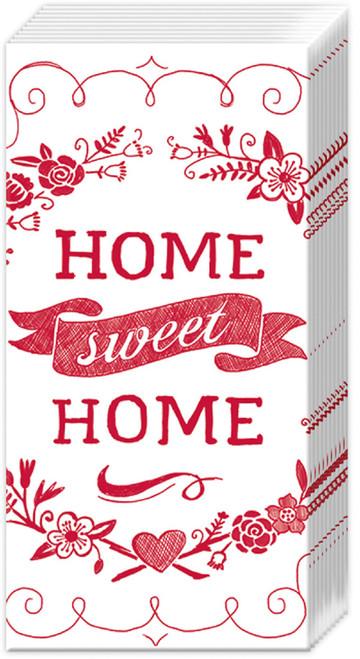 Home Sweet Home Pocket Facial Tissue