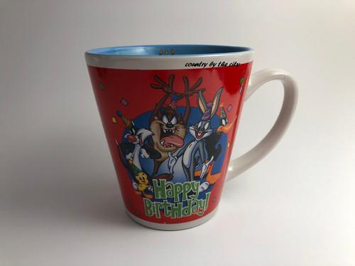 Looney Tunes Birthday Mug