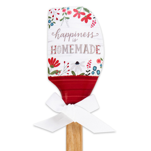 Happiness is Homemade Cooking Spatula