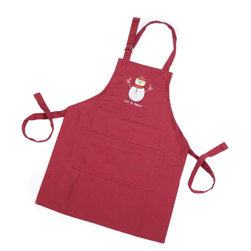 Let It Snow Child's Holiday Apron