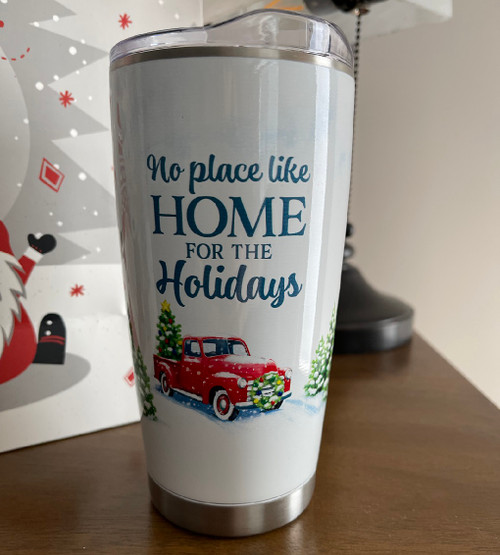 Home for the Holidays Insulated Tumbler