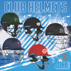 ACE Cricket - Shrey Helmets