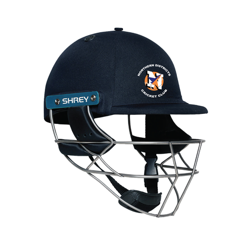 Northern Districts CC Shrey Master Class Air 2.0 Helmet